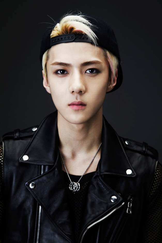HD - SEHUN photo for Sport Seoul Interview