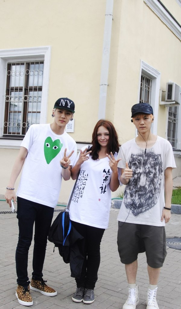 20130718 - EXO at RUSSIA