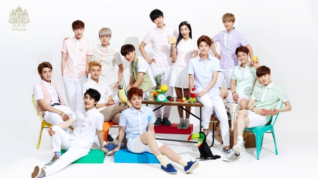 IVY CLUB site renewal - S/S 2014 collection